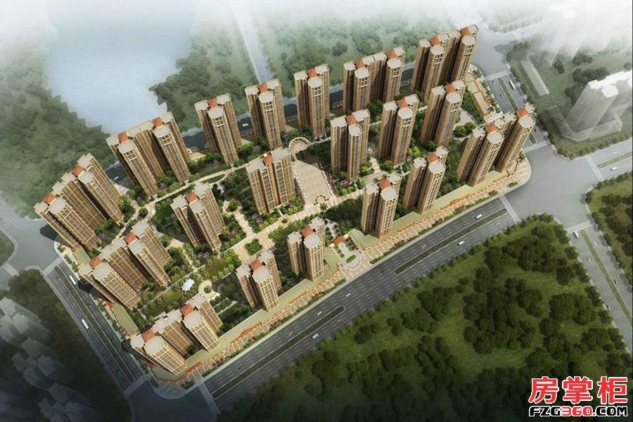 中海凯旋城效果图1