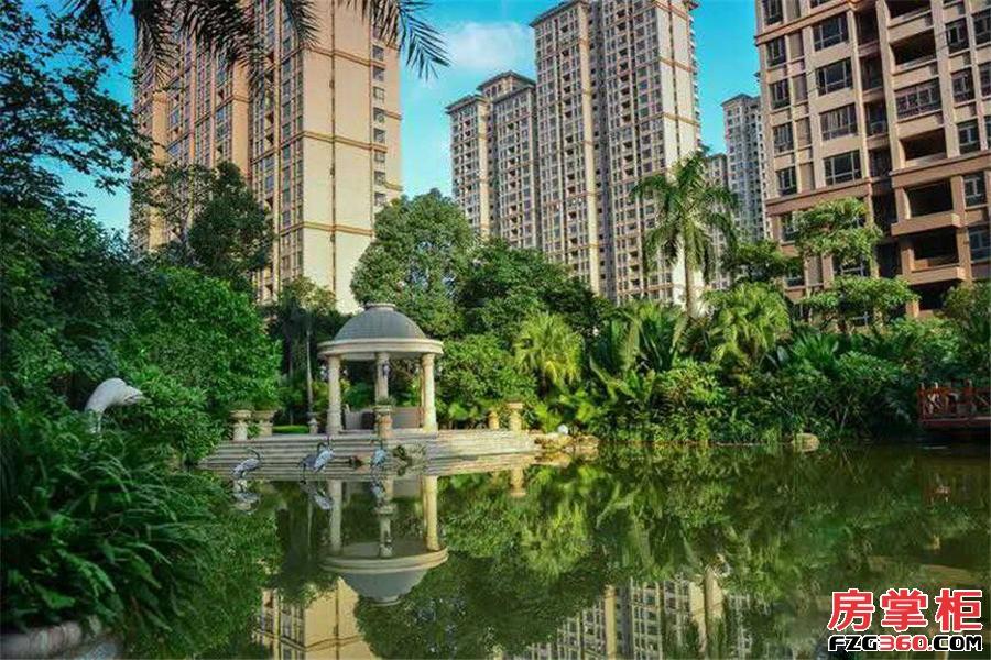 中海凯旋城实景图2