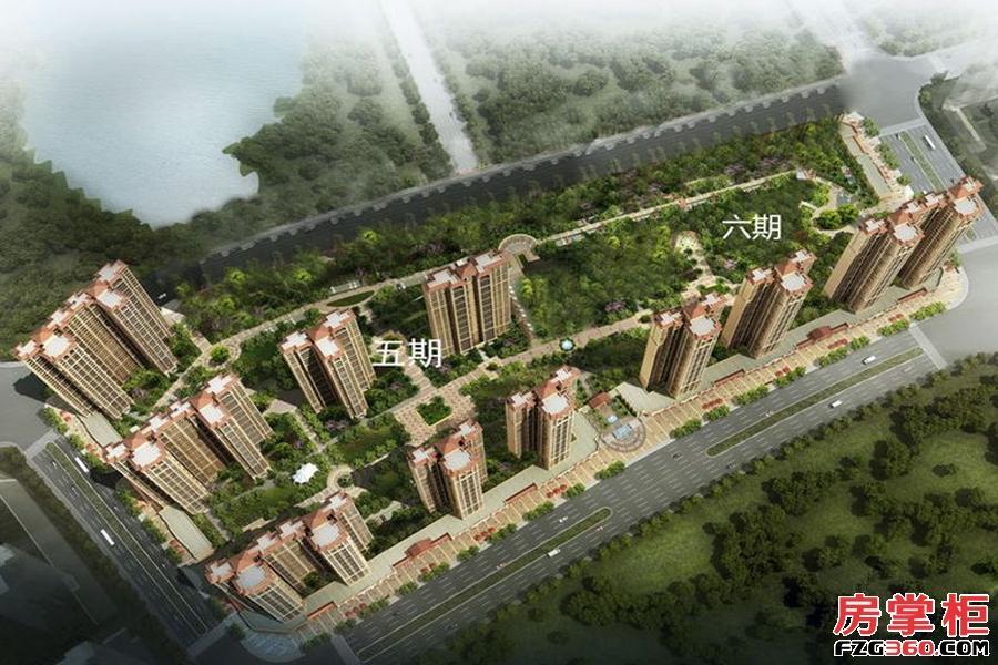 中海凯旋城效果图2