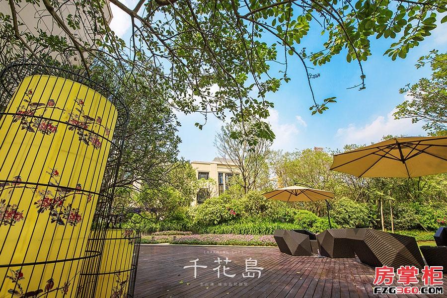 泰丰千花岛园林实景