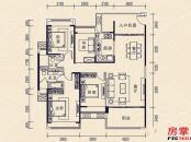 13栋3号房/14栋1号房C户型