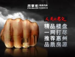 以人民的名义推荐惠州品质房源