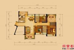 �Z赋02户型-126平米-3房2厅2卫