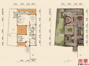 G户型-301㎡-8室3厅5卫2厨-1层