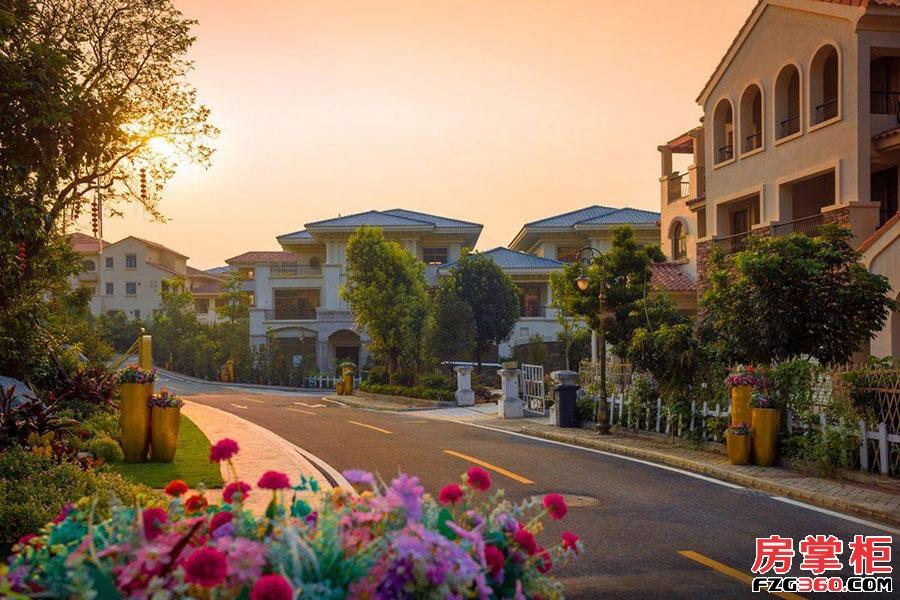 惠阳碧桂园山河城实景拍摄