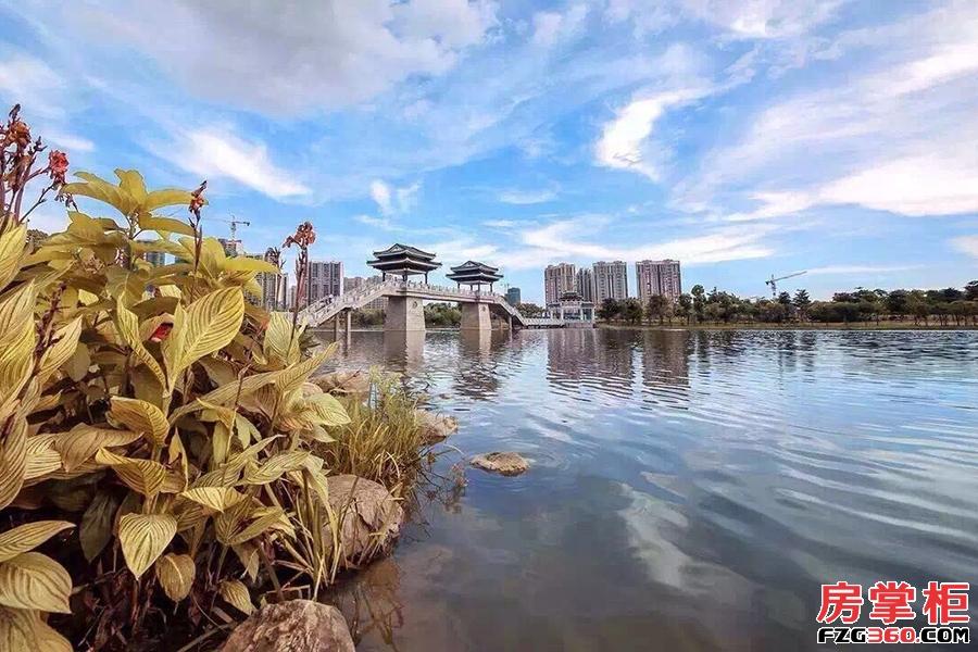 方直星耀国际-金山湖商圈
