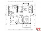 15栋-03户型-123㎡-4房2厅2卫
