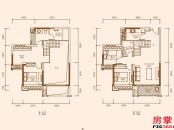 A2户型-127㎡-4房2厅2卫