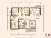 C2户型-131㎡-4房2厅2卫