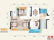 A户型-117㎡-3房2厅2卫