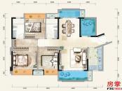 C户型-131㎡-4房2厅2卫