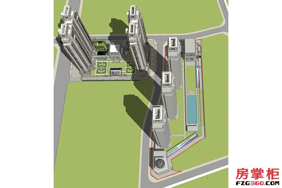 家路壹号-项目规划图