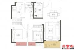 A户型-89�O-三房两厅一卫