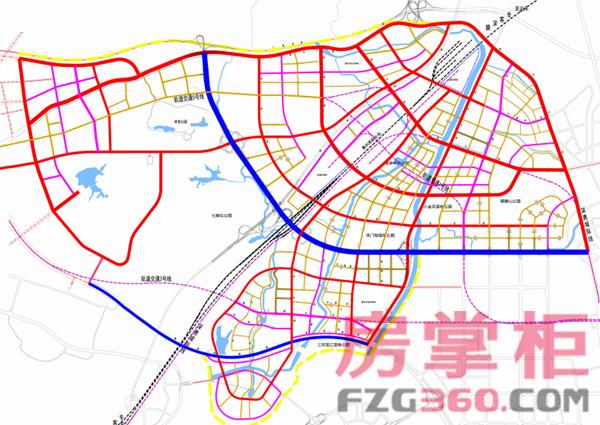 快讯 惠州高铁北站规划草案出炉 规划面积44平方公里