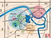 深业西湖三里-交通图