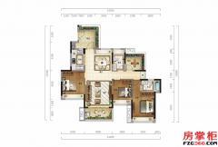 尚景阁(标准层)-119�O-3房2厅2卫