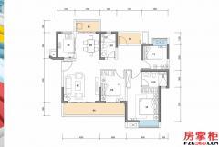 华景-118�O-3房2厅2卫