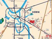 碧桂园天骄公馆-交通图
