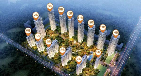 位于惠城东部新城中心,片区重点规划打造教育新城   临近惠州大道