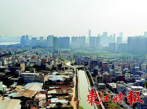 《惠州市惠城区旧村庄更新改造实施办法》的出台将有利于更好规范旧村庄更新改造。《东江时报》记者香金群 摄
