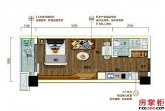 公寓39平精致小户