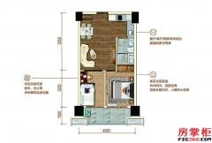 公寓56平百变小户