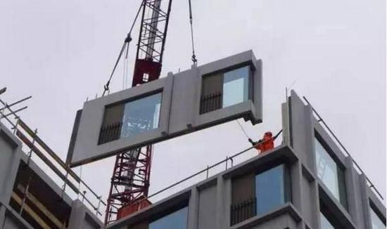 惠州发展装配式建筑提