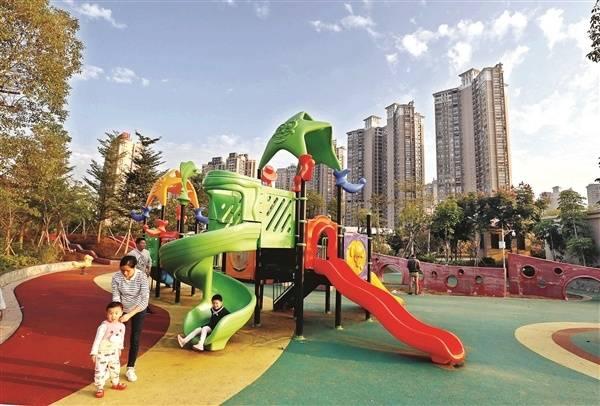 2020 惠城政协委员提议:将儿童公园纳入城镇建设总体规划