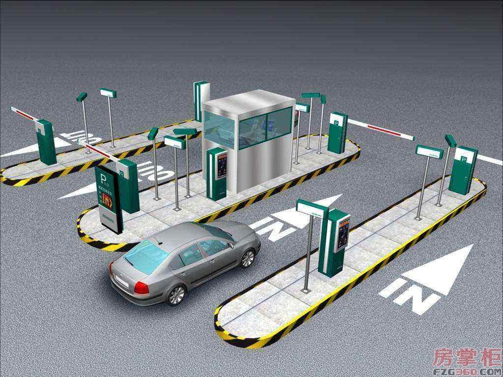 惠州智慧共享停车系统