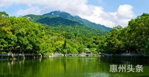 中国最受欢迎景区TOP100出炉,罗浮山上榜!
