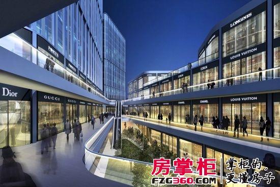 内环滨江综合体中的高端住宅 翡丽云邸将推轻豪宅