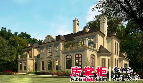 中星红庐10月31日加推三期300-600平独栋别墅