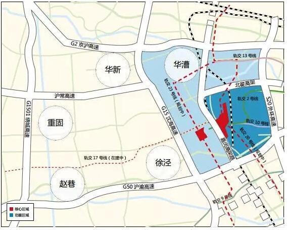 七宝到虹桥火车站