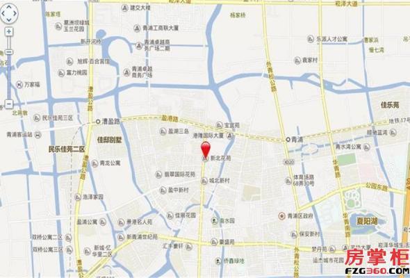 景瑞城中公园_上海景瑞城中公园_上海房掌柜