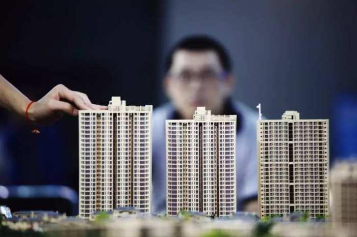 一季度房产开发投资增