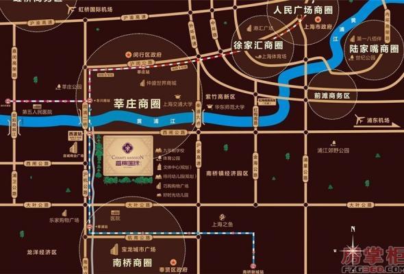 中国铁建香榭国际_上海中国铁建香榭国际_上海房掌柜