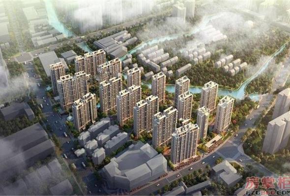 新城西岸公园_上海新城西岸公园_上海房掌柜