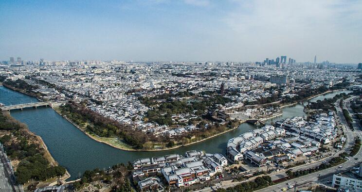 苏州古城区将划分三大