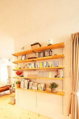 67平米小户型婚房装修效果图 日本小夫妻玩转细节美
