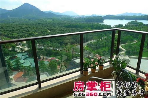 华天泰富峦湖:拥户型品质景观山水住宅造就恣模板餐饮美食框架前台图片
