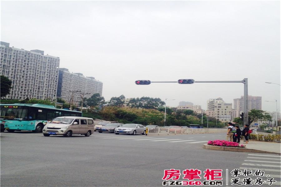 大族云峰实景图