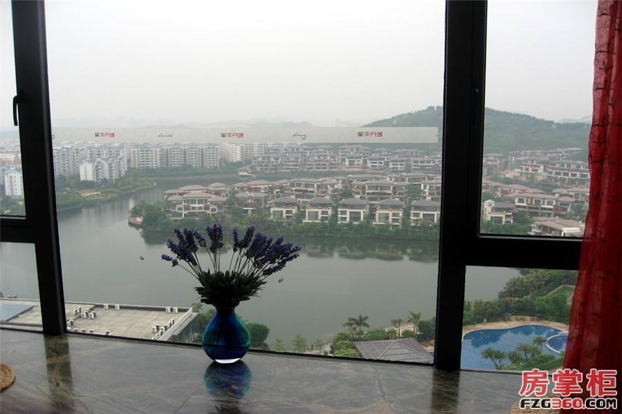 深圳东星河丹堤样板房