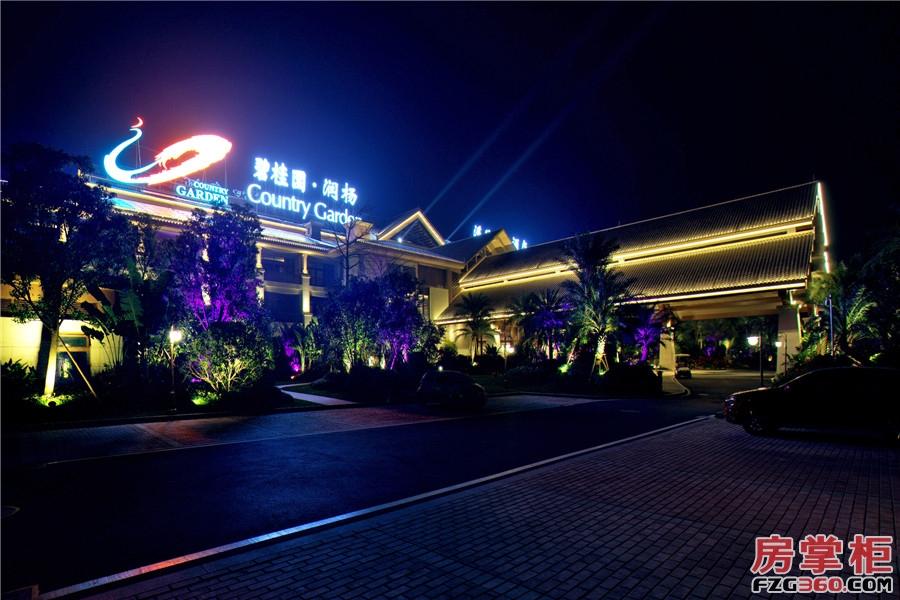 酒店实景图
