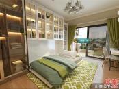 公寓卧室效果图