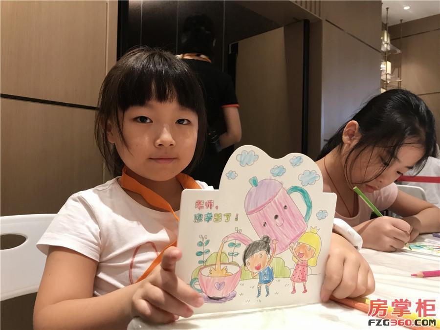 深圳儿童画画培训班