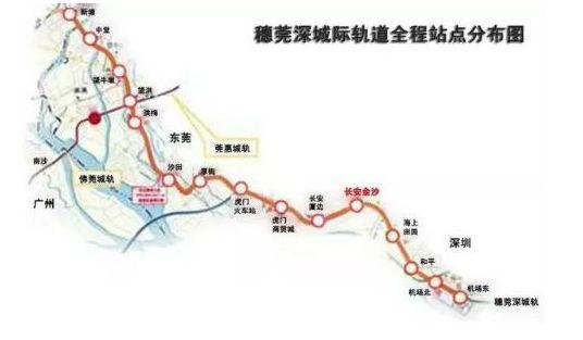 建成后,深圳前往中山,珠海等珠江口西岸城市的时间,将大大缩短.
