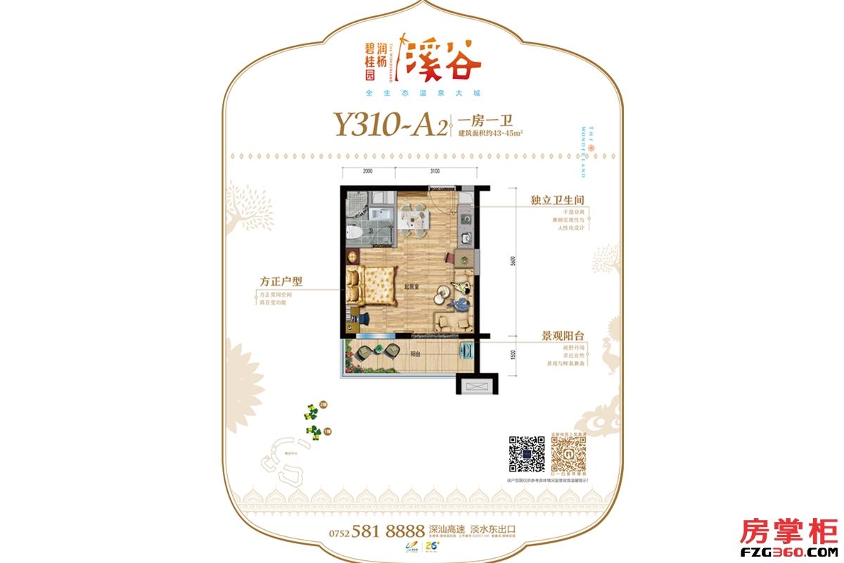 Y310-A2户型