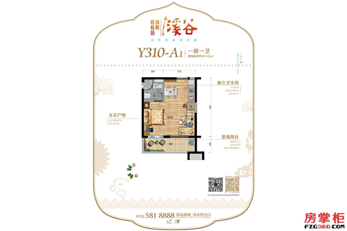 Y310-A1户型