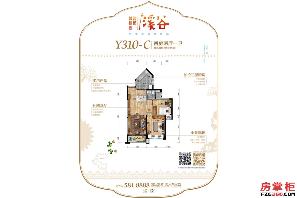 Y310-C户型