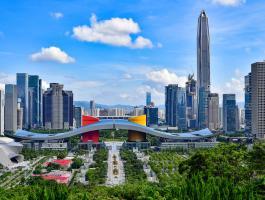 深圳2020年1月新房成交图